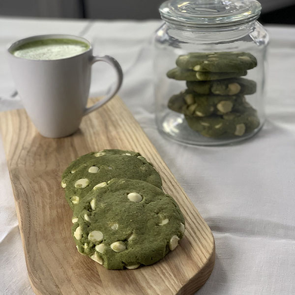 Matcha recipes - Matcha Cookies